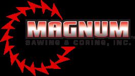 Magnum Sawing & Coring Logo